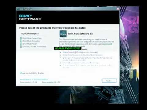 Divx Web Player - Divx Film Nasıl İzlenir ? SinemaBiz.CoM