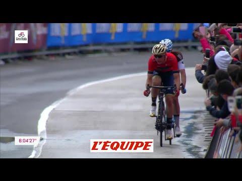 Le résumé vidéo de la 10e étaoe - Cyclisme - Giro