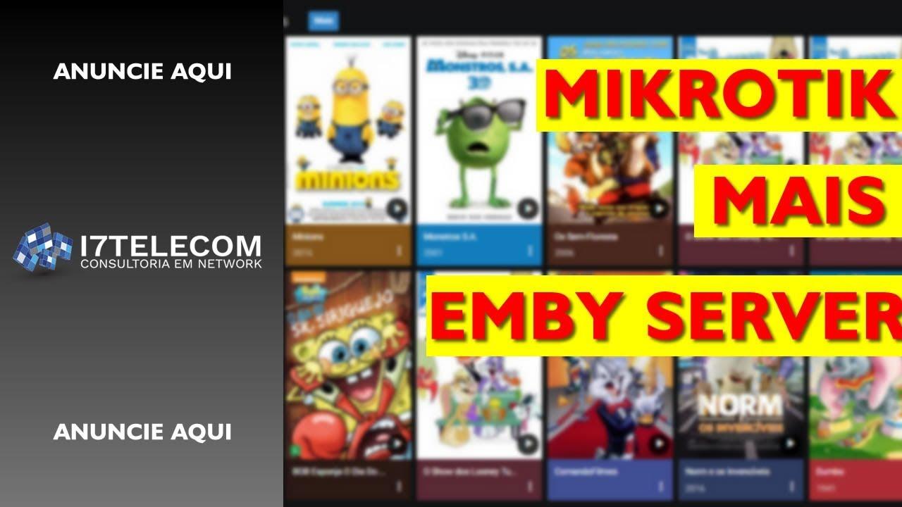 Emby Server