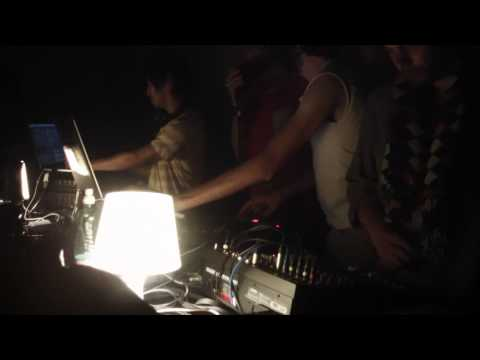 Acid Pauli & NU LIVE @ Pratersauna 09.08.2013 HQ. by.Obi1311 part 1