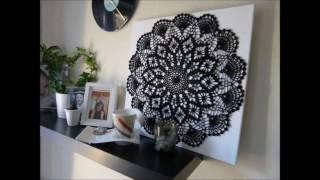 Amazing Crochet Wall Arts