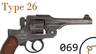 Small Arms of WWI Primer 069: Japanese Revolver Type 26