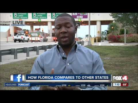 A look at how Florida taxes compare with other states