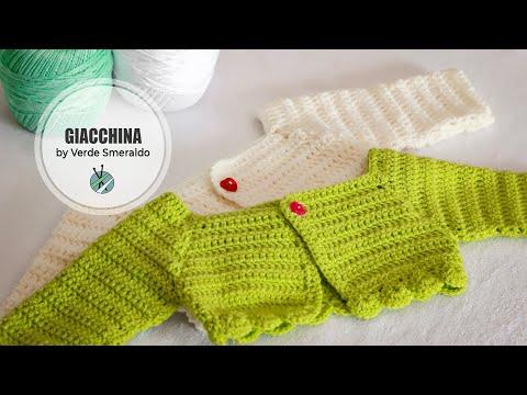 Giacchina Bimba 0 3 Mesi Little Girls Coat 0 3 Months Youtube