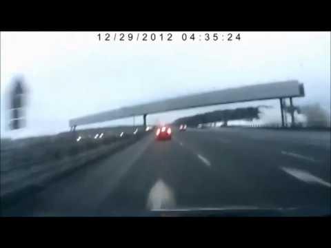 Moscow Plane Crash - EXTREME !