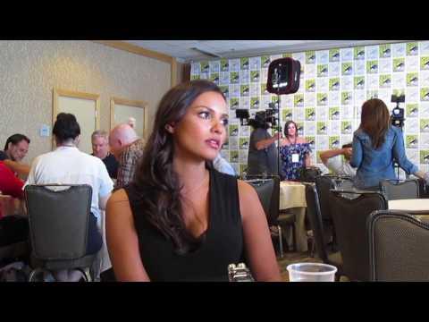 Jessica Lucas for Gotham at SDCC 2017