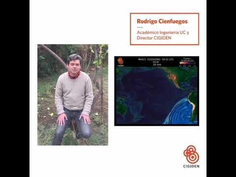 Terremoto 1960: El investigador Rodrigo Cienfuegos destaca su impacto en la comunidad científica.