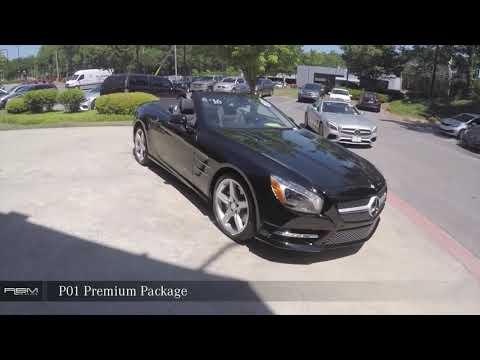 Certified 2016 Mercedes-Benz SL Atlanta GA Sandy Springs, GA #U15008 - SOLD