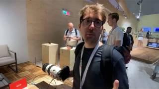 Sony a6600 Mirrorless | Prime impressioni IFA 19 by Spazio iTech