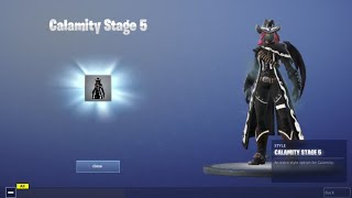 Max Calamity Unlocked! (Stage 5) - Fortnite Season 6 Battle Royal - Jason Mc