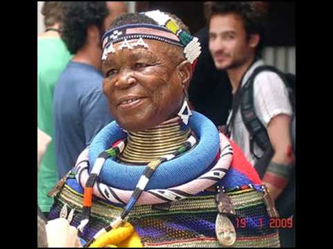 Arte Africana Ndebele