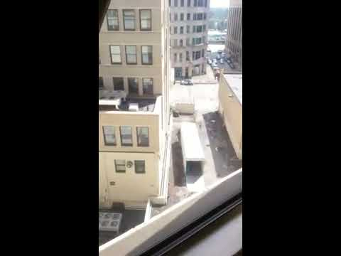 room review Renaissance cleveland hotel ohio  downtown cleveland dirty very out dated!!! 1 star