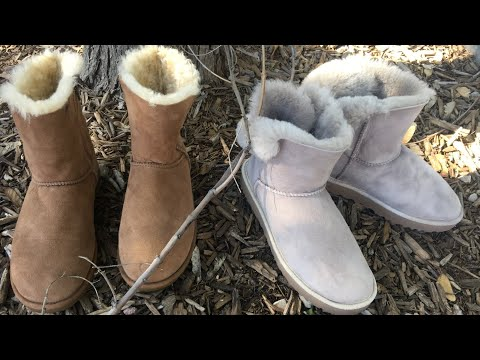 DIY How To Clean Your UGGS On The Cheap! Video #2 Women's UGG Boots