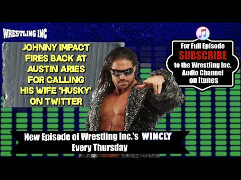 Johnny Impact Fires Back At Austin Aries For Calling Wife 'Husky' On Twitter