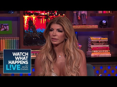 Why It Took Months For Teresa Giudice To Visit Joe Giudice | RHONJ | WWHL