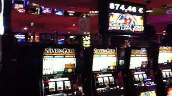 De nouvelles machines à sous au casino de Saint-Aubin