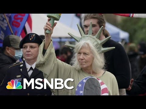 The Current State Of QAnon | Ayman Mohyeldin | MSNBC
