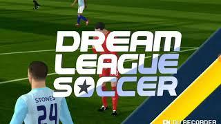 Dream League Soccer VN  Game • Chơi đội hình thủ môn, Neymar chụp gôn.
