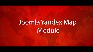 Модуль Конструктор Yandex Карт для Joomla CMS(, 2015-02-16T09:41:07.000Z)