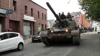 Tanks in Town 2011 - Place de Cuesmes