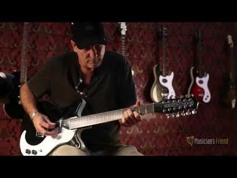 Danelectro 12SDC 12-String Electric Guitar