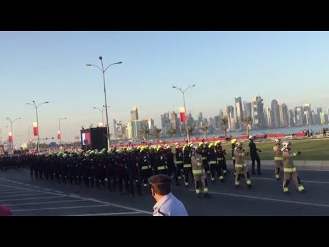 Qatar National Day Parade 2017: Full Military Assets Segment