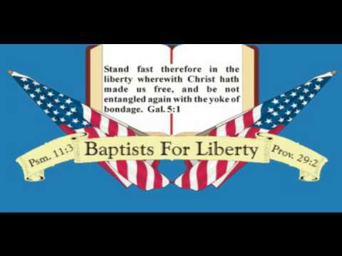Baptists For Liberty: What A News Week!