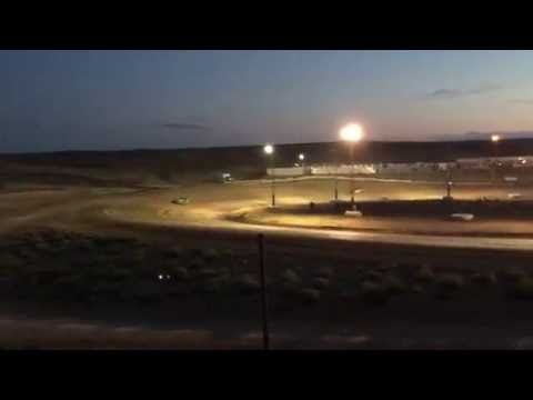 7/30/2016 Gillette Thunder Speedway main event (outside)