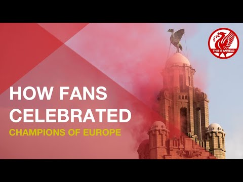 Champions of Europe   How LFC fans around the world celebrated Champions League win