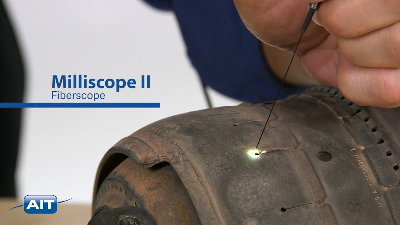 Borescope | Videoscope | Pipe Camera | Fiberscope