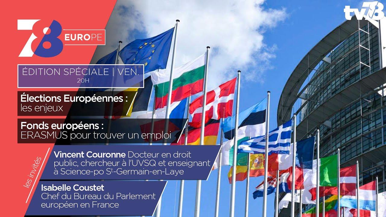 7/8 Europe. édition spéciale élections européennes 2019