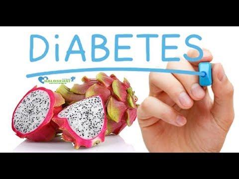 Terbukti Secara Ilmiah Buah Naga Baik Untuk Penderita Diabetes