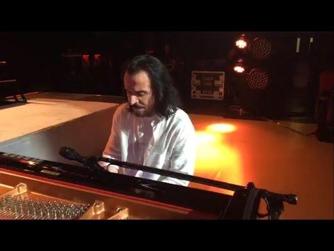 Yanni -  Soundcheck in Kuwait