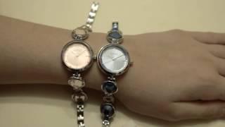 Обзор посылки с Aliexpress. Женские часы Kimio K465L