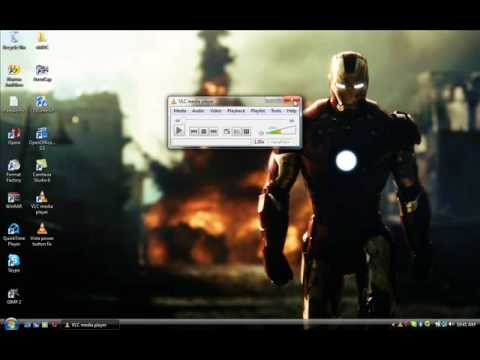 Vlc Video Wallpaper Youtube