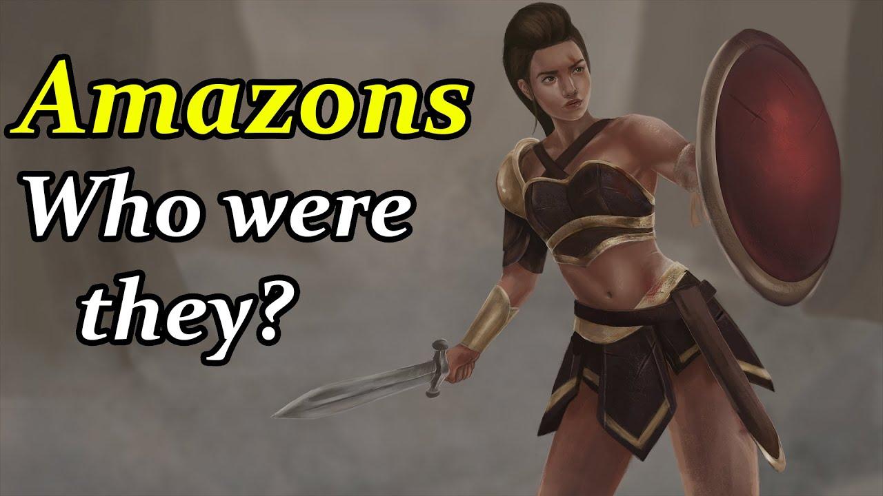 Download Amazons - The Most Feared Warrior Women of Greek Mythology (Greek Mythology Explained)