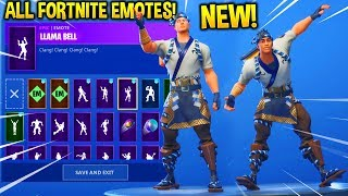 "NUOVO SUSHI MASTER ""Samurai"" SKIN SHOWCASE CON TUTTI FORTNITE DANCES & EMOTES!"