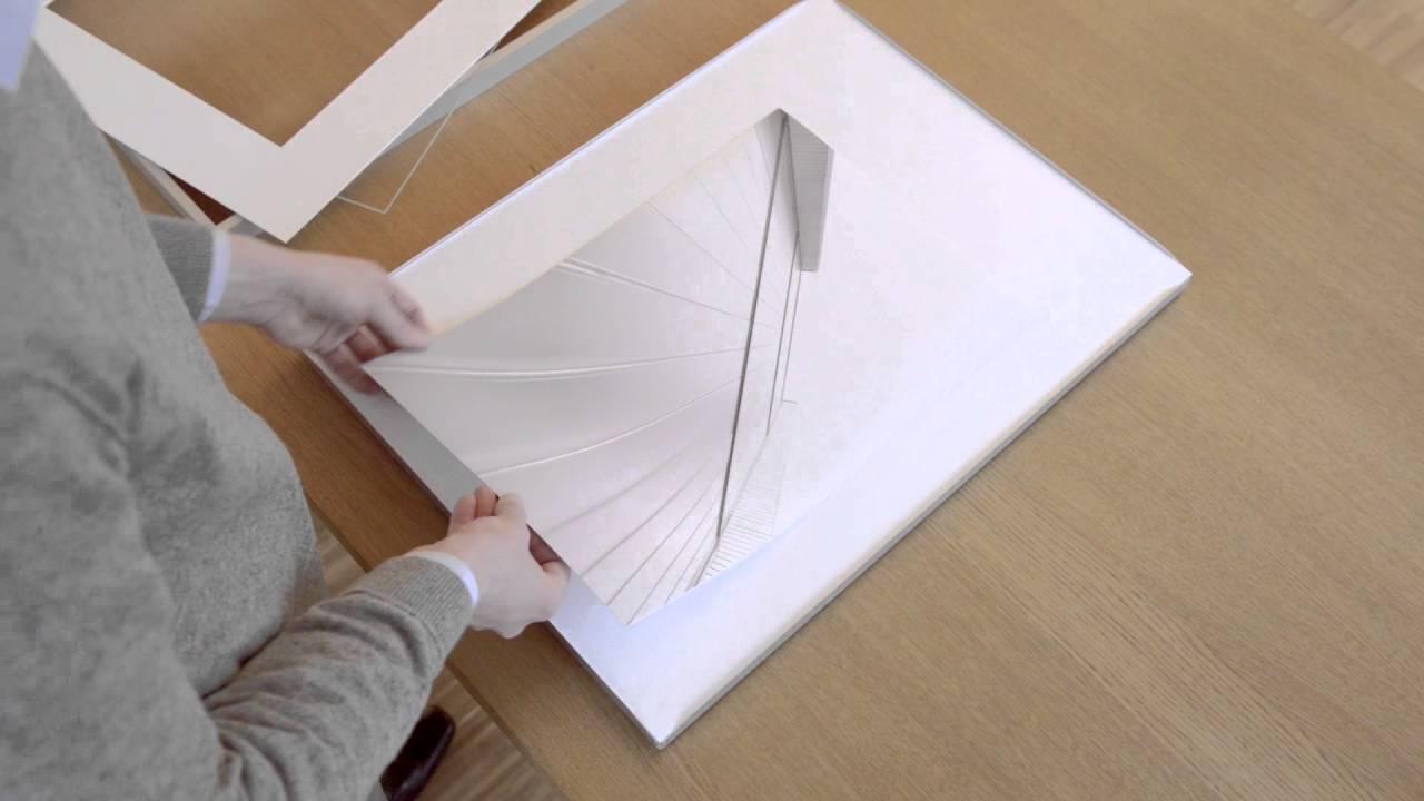bilderrahmen von halbe rahmen das magnetrahmenprinzip. Black Bedroom Furniture Sets. Home Design Ideas