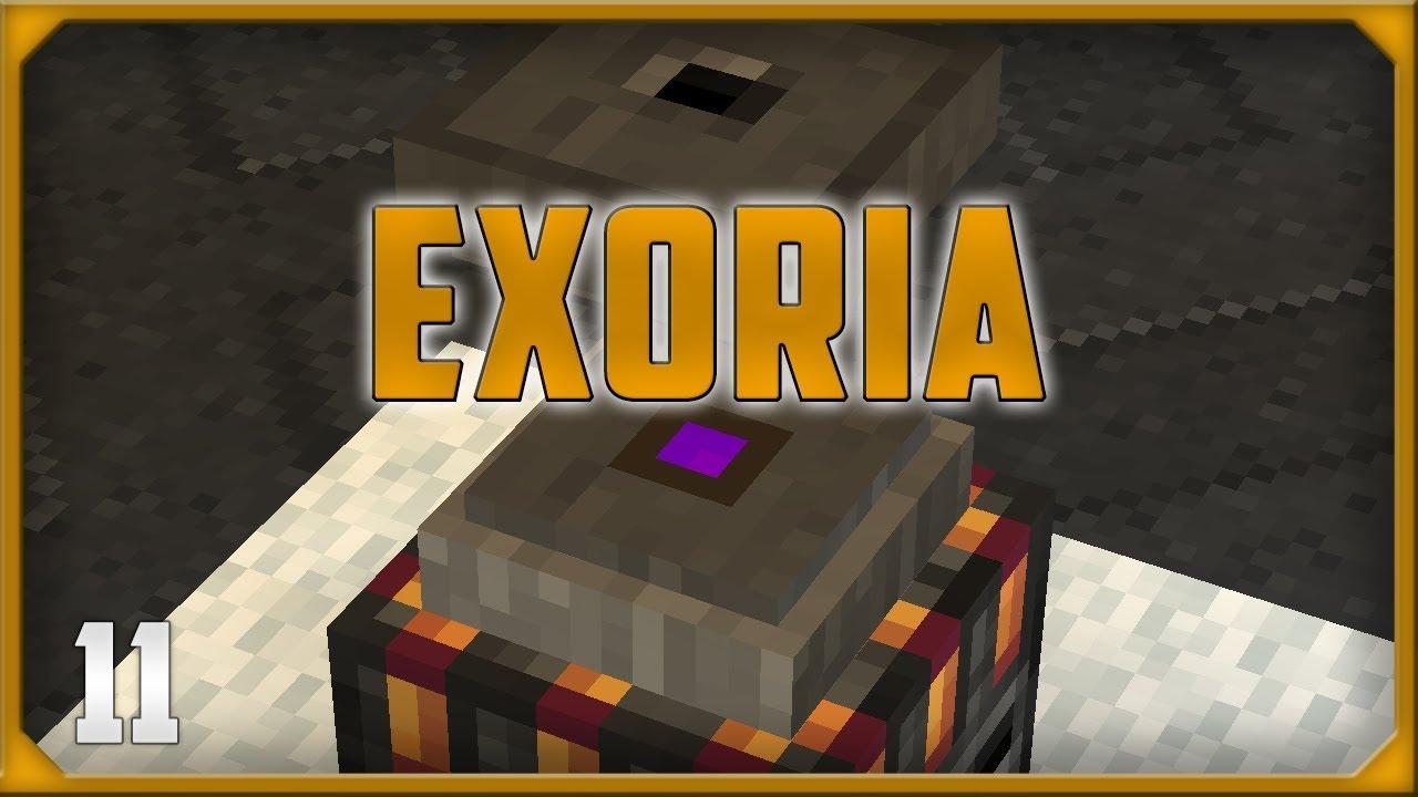 Exoria EP11 Blast Furnace + Thermopile + Electric Furnace