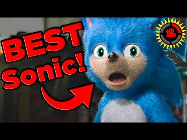 Film Theory:  Movie Sonic is BEST Sonic! (Sonic The Hedgehog 2019)