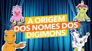 A origem dos nomes dos Digimons | Geração Digimon