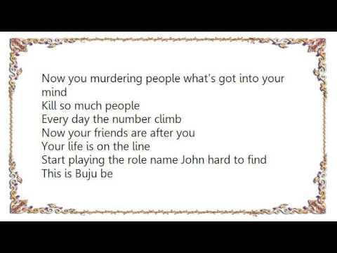 Buju Banton - Chuck It So Lyrics