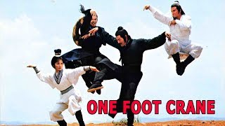 Wu Tang Collection - One Foot Crane
