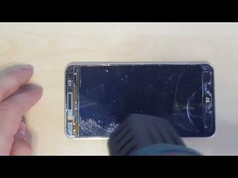 Galaxy J7 Glass Only Replacement FULL GUIDE   J7 2016  From AKASH TELECOM  YouTube