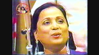 1    BHAGWANTI NAVANI  SINDHI SONG JHULAN  AAYO  PALE TE
