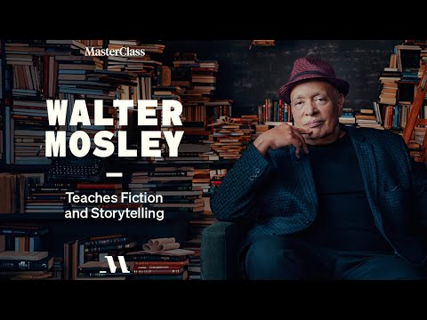 Walter Mosley Teaches Fiction and Storytelling | Official Trailer | MasterClass