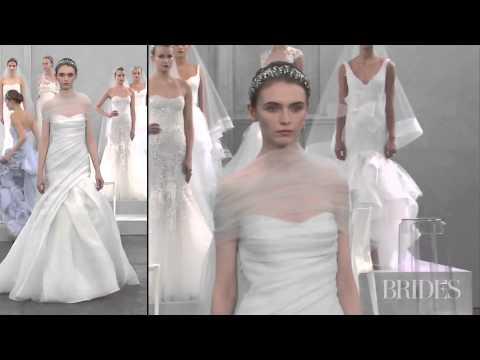 Bộ sưu tập áo cưới 2015 của Monique Lhuillier Spring 2015