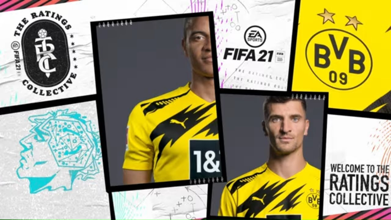 Guessing #FIFA21 Ratings with Akanji, Delaney & Meunier and Owo
