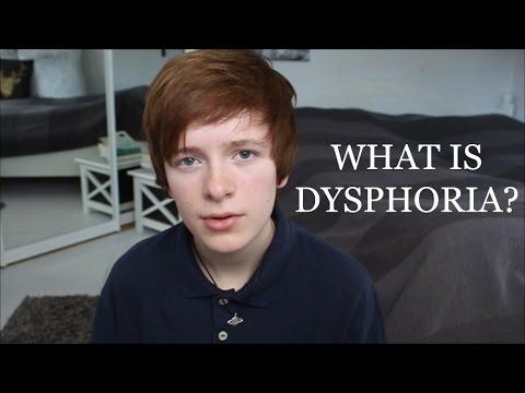 DYSPHORIA (and what it feels like) | FTM TRANSGENDER