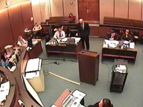 Picking Apart A Cop On Cross-Examination (Result = Hung Jury)